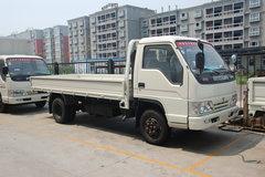 福田 欧马可N系 95马力 4.25米单排栏板轻卡(宽体) 卡车图片