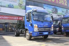 江淮 帅铃H330 152马力 4.12米单排厢式轻卡底盘(HFC5043XXYP71K1C2V) 卡车图片