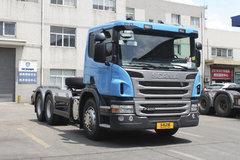 斯堪尼亚 P系列重卡 400马力 6X4牵引车(危险品运输)(型号P400) 卡车图片