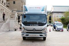 福田 奥铃CTS 143马力 3.83米排半栏板轻卡(BJ1048V9JEA-FE) 卡车图片