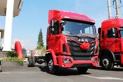 江淮 格尔发K5中卡 180马力 4X2 5700轴距 7.77米载货车底盘(HFC5161XXYP3K2A57S1V) 卡车图片