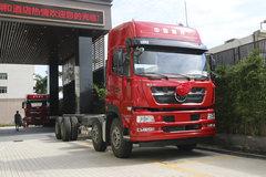 中国重汽 斯太尔M5G重卡 340马力 8X4 9.6米载货车底盘(ZZ5313XXYN466GE1)