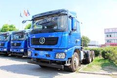 陕汽重卡 德龙X3000 430马力 6X4牵引车(SX4250XC4) 卡车图片