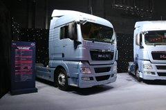 曼(MAN) TGX系列重卡 480马力 4X2主动挡牵引车(EfficientLine高效版) 卡车图片