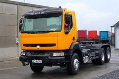 雷诺 Kerax 400 T XHD系列重卡 400马力 6X4 牵引车 卡车图片