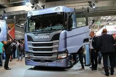 斯堪尼亚 新R系列重卡 410马力 4X2 牵引车(型号R410) 卡车图片