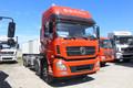 东风商用车 天龙重卡 420马力 8X4 9.6米栏板载货车(13T后桥)(DFH1310A1)图片