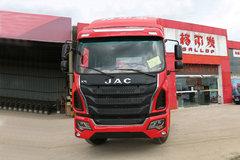 江淮 格尔发K5L中卡 奢华型 170马力 4X2 6.77米仓栅式载货车(HFC5141CCYP3K1A50S2V) 卡车图片