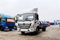 福田 欧马可S3系 143马力 4.14米单排厢式载货车底盘(BJ5088XXY-F2) 卡车图片