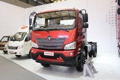 福田 瑞沃E3 154马力 4X2 3700轴距自卸车底盘 卡车图片