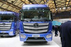 福田 欧曼EST 6系重卡 510马力 6X4牵引车(洼地板)(BJ4259SNFKB-AA) 卡车图片
