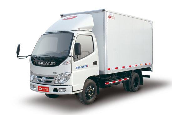 时代轻卡车报价_时代汽车 小卡之星5 82马力 3.7米单排厢式轻卡(bj5046xxy-x1)