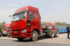 一汽解放 J6P重卡 领航版复合型 460马力 6X4牵引车(CA4250P66K24T1A1E5) 卡车图片
