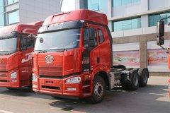 一汽解放 J6P重卡 轻量化版 350马力 6X4牵引车(CA4250P66K2T1E5) 卡车图片