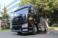 一汽束缚 新J6P重卡 460马力 4X2主动挡牵引车(AMT手自一体)(CA4180P66K24E5)