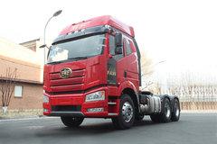 一汽解放 新J6P重卡 500马力 6X4牵引车(CA4250P66K25T1A1E5) 卡车图片