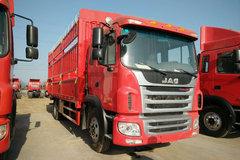 江淮 格尔发A5L中卡 160马力 4X2 6.77米仓栅式载货车(HFC5161CCYP3K1A50S3V) 卡车图片