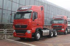 中国重汽 HOWO T7H重卡 540马力 6X4自动挡牵引车(AMT手自一体)(ZZ4257W324HE1B) 卡车图片
