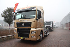 中国重汽 汕德卡SITRAK C7H重卡 540马力 6X2R牵引车(高顶)(ZZ4256V323HE1) 卡车图片