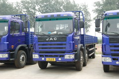 江淮 格尔发A3系列重卡 200马力 6X2 栏板载货车(厢长8.5米)(HFC1201KR1K3) 卡车图片