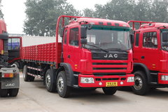 江淮 格尔发A3系列重卡 180马力 6X2 栏板载货车(HFC1257K1R1T) 卡车图片