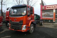 东风柳汽 新乘龙M3中卡 180马力 6.75米排半仓栅式载货车底盘(LZ5166CCYM3AB) 卡车图片