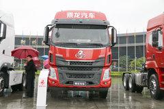 西风柳汽 乘龙H5重卡 350马力 4X2牵引车(LZ4181M5AB) 卡车图片