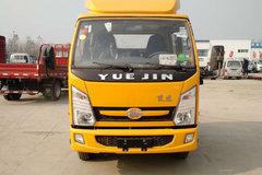 跃进 上骏X100-33 112马力 3.18米双排栏板轻卡(NJ1042KFDCNS) 卡车图片