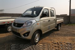 福田 祥菱V1 基本型 1.5L 112马力 汽油 2.1米双排栏板微卡(BJ1036V4AV5-D2) 卡车图片