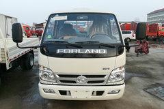 福田期间 小卡之星3 88马力 4X2 3.25米排半栏板微卡(BJ1046V9PB5-F2) 卡车图片