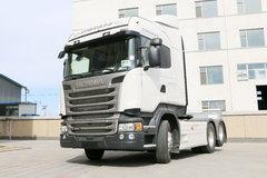 斯堪尼亚 R系列重卡 450马力 6X2R自动挡牵引车(AMT手自一体)(型号R450) 卡车图片
