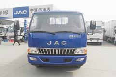 江淮 骏铃E5 116马力 CNG 4.18米单排栏板轻卡(HFC1043P91N1C2V) 卡车图片