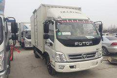 福田 奥铃CTX 131马力 4.165米单排厢式轻卡(国五)(BJ5049XXY-B1) 卡车图片