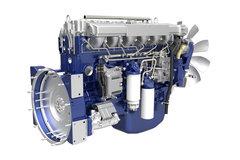 潍柴WP10.350E53 350马力 10L 国五 柴油发动机