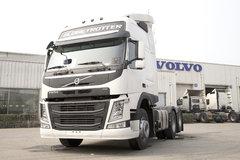 沃尔沃 新FM重卡 460马力 6X2牵引车(后提升桥)(国五) 卡车图片