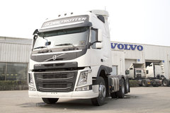 沃尔沃 新FM重卡 460马力 6X2R牵引车(后提升桥)(国五) 卡车图片