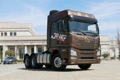 青岛束缚 JH6重卡 500马力 6X4牵引车(CA4250P25K2T1E5A) 卡车图片