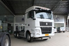 中国重汽 汕德卡SITRAK C7H重卡 440马力 6X4危险品牵引车(ZZ4256V324HE1W) 卡车图片