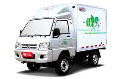 福田期间 驭菱V1 2.51T 2.28米单排厢式纯电动轻卡(BJ5030XXYEV4)41.47kWh