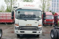 江淮 帅铃H330 141马力 4.18米单排仓栅式轻卡底盘(HFC5043CCYP71K1C2V) 卡车图片