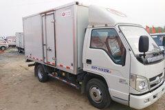 福田时代 小卡之星2 68马力 柴油 3.67米单排厢式轻卡(BJ5042XXY-A1) 卡车图片