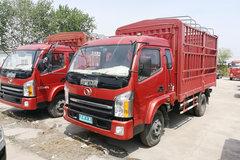 三环十通 1059福星卡 130马力 3.8米仓栅式轻卡(STQ5045CCYN5) 卡车图片