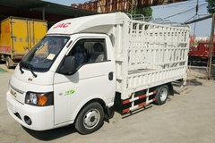 江淮 康铃X5 豪华型 1.3L 87马力 3.1米单排仓栅式微卡(HFC5030CCYPV7E2B3V) 卡车图片