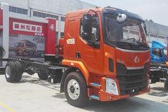 东风柳汽 新乘龙M3中卡 185马力 4X2 6.75米仓栅式载货车底盘(LZ5161CCYM3AB) 卡车图片