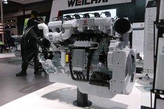 潍柴WP13NG460E60 460马力 13L www.js77888.com 天然气发动机
