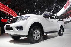 郑州日产 纳瓦拉 2017款 规范版 2.5L汽油 184马力 两驱 手动双排皮卡