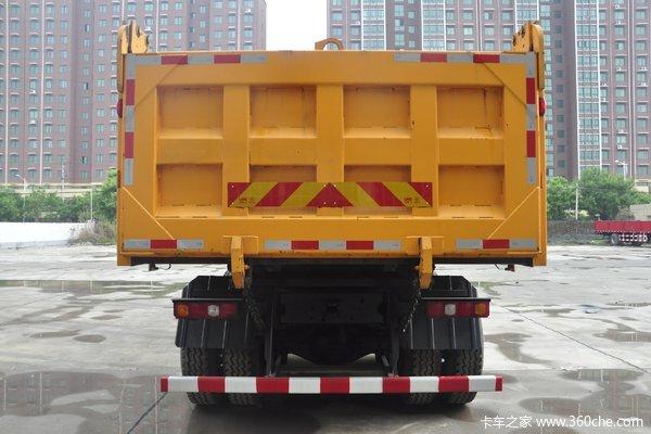 回馈客户德龙X3000自卸车仅售38.20万