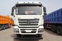 陕汽重卡 德龙新M3000 310马力 8X4 7.6米自卸车(SX3310MB406) 卡车图片