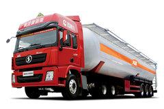 陕汽康明斯 德龙X3000 轻量化版 440马力 6X4危化品牵引车(SX4250XC4W) 卡车图片