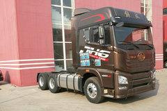 青岛解放 JH6重卡 质惠版 寒区版 420马力 6X4牵引车(CA4250P25K2T1E5A)